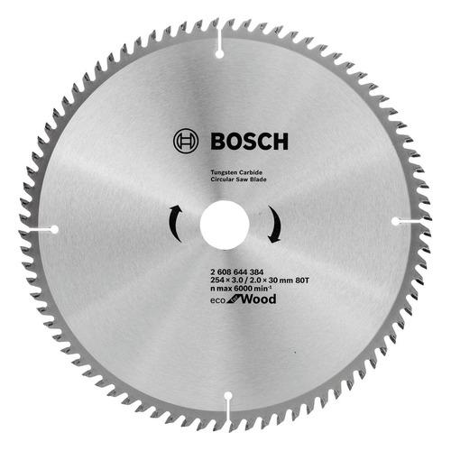 Пильный диск BOSCH 2608644384, по дереву, 254мм, 30мм