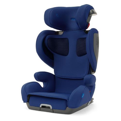 Автокресло детское RECARO Mako Elite Select Pacific Blue, 2/3, от 3 до 12 лет, синий