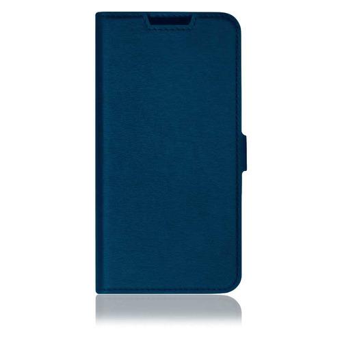 Фото - Чехол (флип-кейс) DF sFlip-70, для Samsung Galaxy M01, синий [df sflip-70 (blue)] чехол флип кейс df sflip 58 для samsung galaxy a01 черный [df sflip 58 black ]