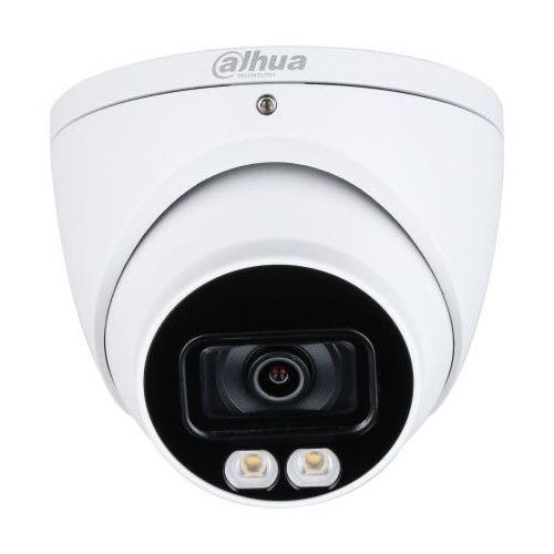 Камера видеонаблюдения DAHUA DH-HAC-HDW1409TP-A-LED-0360B, 1440p, 3.6 мм, белый камера видеонаблюдения dahua dh hac hfw1409tp a led 0360b 1440p 3 6 мм белый