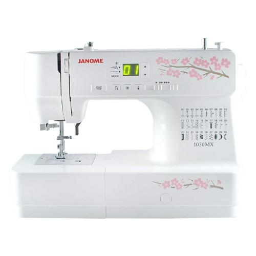 Швейная машина JANOME 1030 MX белый