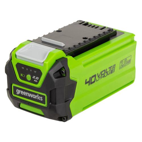 Батарея аккумуляторная Greenworks G40B2 40В 2Ач Li-Ion (2926907)