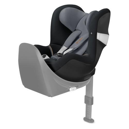 Автокресло детское CYBEX Sirona M2 i-Size, 0+/1, от 0 до 4 лет, черный/серый