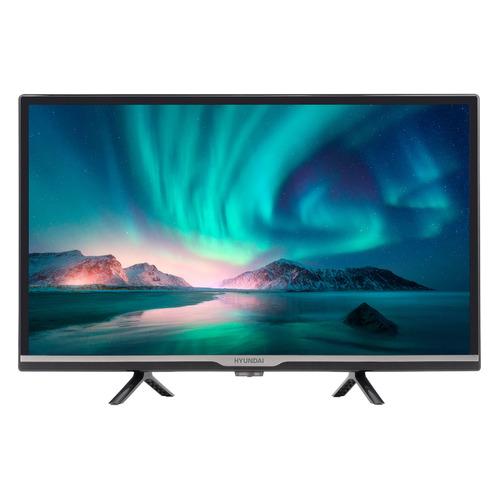 Фото - Телевизор HYUNDAI H-LED24FT2000, 24, HD READY кабель hama microusb usb type c черный 0 75м 00135713