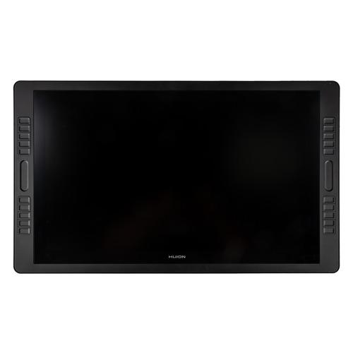 Фото - Графический планшет HUION Kamvas Pro 24 черный интерактивный дисплей huion kamvas pro 22 черный