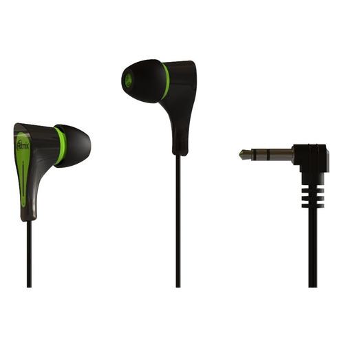 Фото - Наушники RITMIX RH-012, 3.5 мм, вкладыши, черный/зеленый [15117389] наушники ritmix rh 022 черный