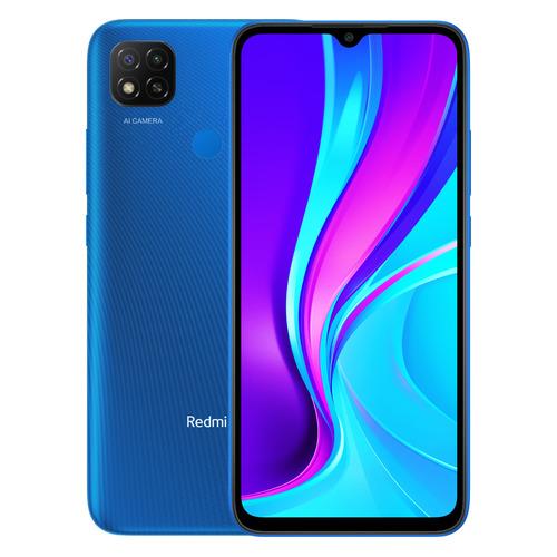 Смартфон XIAOMI Redmi 9C 32Gb, синий