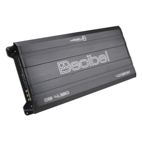 Усилитель автомобильный URAL DB 4.150