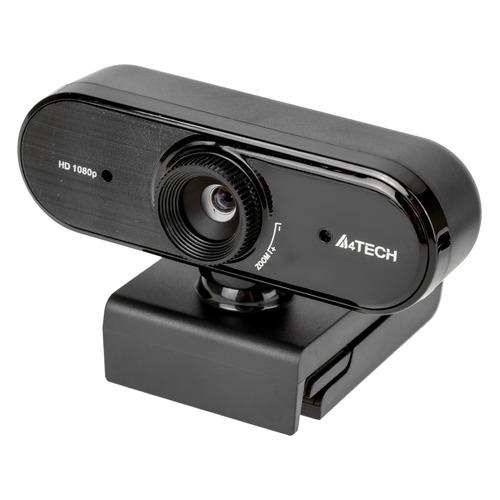 Фото - Web-камера A4TECH PK-935HL, черный веб камера a4tech pk 810g черный