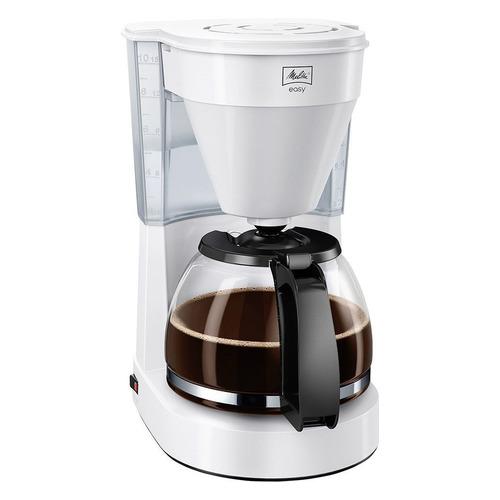 Кофеварка MELITTA Easy II, капельная, белый [21872]
