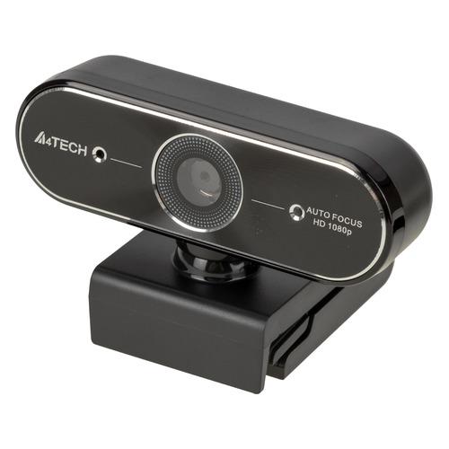 Фото - Web-камера A4TECH PK-940HA, черный веб камера a4tech pk 810g черный
