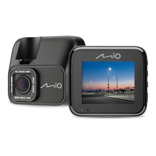 Фото - Видеорегистратор MIO MiVue C520, черный видеорегистратор mio mivue 788