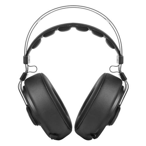 Гарнитура ROMBICA Mysound BH-10 1C, 3.5 мм/Bluetooth, накладные, черный [bh-00101]