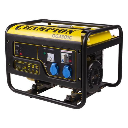 Бензиновый генератор PATRIOT 3000il, 220 В, 3.5кВт [474101046] PATRIOT