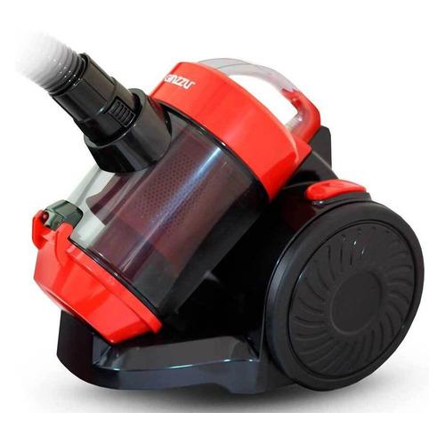 Фото - Пылесос GINZZU VS427, 1500Вт, красный/черный [17541] пылесос ginzzu vs420 черный синий