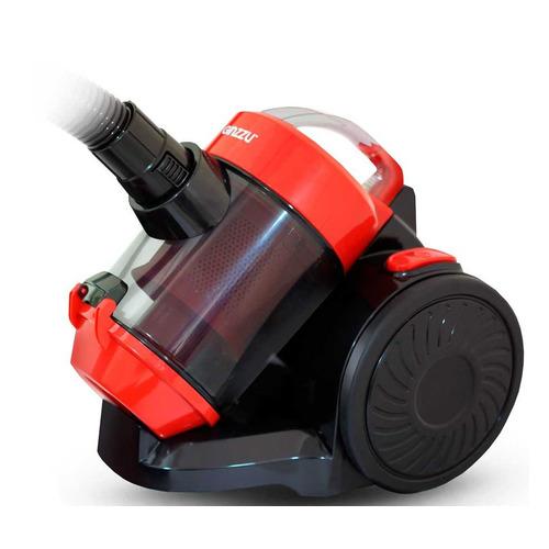 Фото - Пылесос GINZZU VS428, 1700Вт, красный/черный [17543] пылесос ginzzu vs420 черный синий