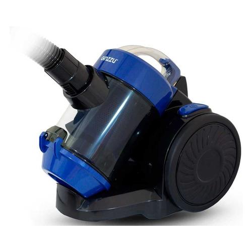 Фото - Пылесос GINZZU VS428, 1700Вт, синий/черный [17544] пылесос ginzzu vs420 черный синий