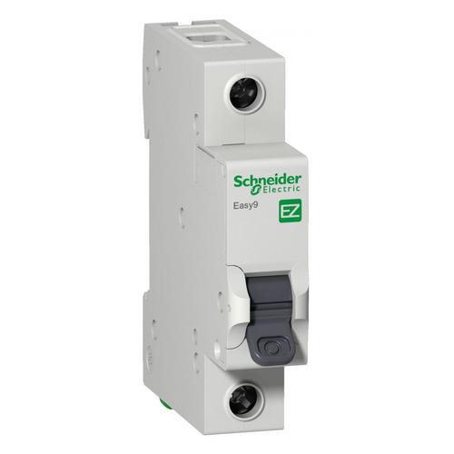Выключатель автоматический Schneider Electric Easy 9 (EZ9F34150) 50A тип C 4.5kA 1П 230В 1мод выключатель автоматический schneider electric easy 9 ez9f34110 10a тип c 4 5ka 1п 230в 1мод