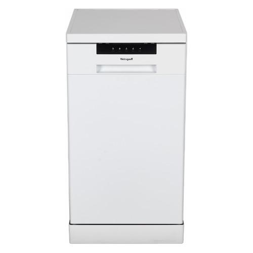 Посудомоечная машина WEISSGAUFF DW 4035, узкая, белая [426331]