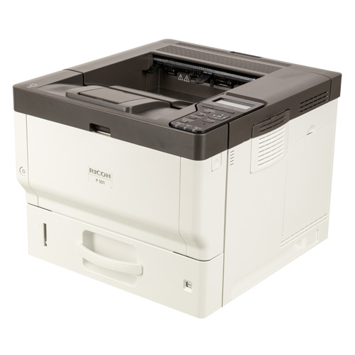 Фото - Принтер лазерный RICOH P 501 светодиодный, цвет: серый [418363] светильник светодиодный облако
