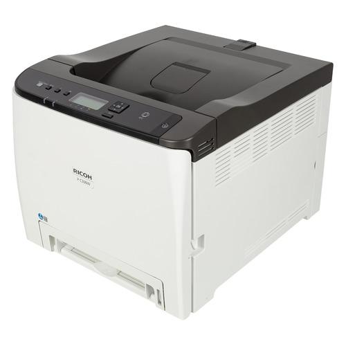 Фото - Принтер лазерный RICOH P C300W лазерный, цвет: белый [408333] принтер лазерный ricoh sp 6430dn светодиодный цвет серый [407484]