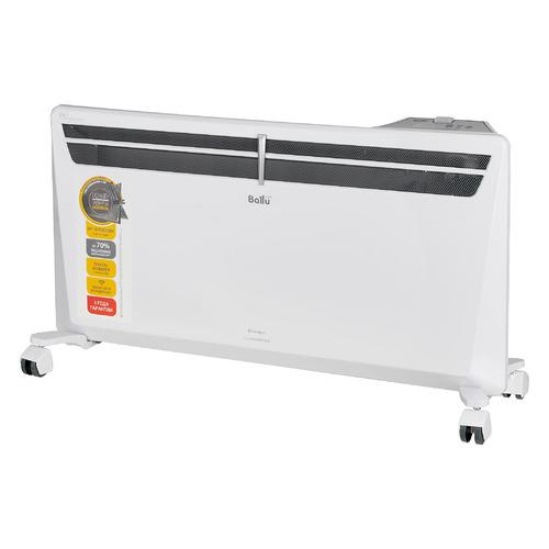 Конвектор BALLU Evolution Digital Inverter BEC/EVI-2500, 2500Вт, белый