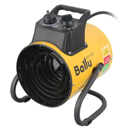 Тепловая пушка электрическая BALLU BHP-PE2-5, желтый