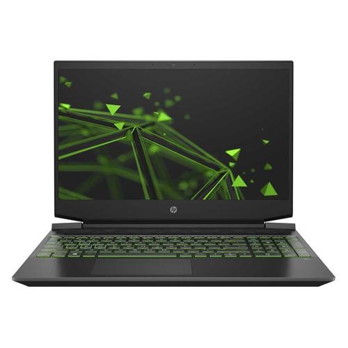 "Ноутбук HP Pavilion Gaming 15-ec1072ur, 15.6"", IPS, AMD Ryzen 5 4600H 3.0ГГц, 8ГБ, 1000ГБ, 128ГБ SSD, NVIDIA GeForce GTX 1650 - 4096 Мб, Free DOS, 22N85EA, черный"