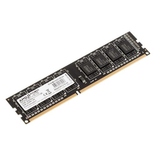 Модуль памяти AMD R534G1601U1S-UO DDR3 - 4ГБ 1600, DIMM, OEM