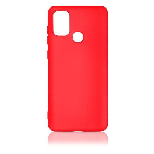 Чехол (клип-кейс) DF sOriginal-16, для Samsung Galaxy M51, красный [df soriginal-16 (red)] чехол клип кейс df soriginal 16 для samsung galaxy m51 черный [df soriginal 16 black ]