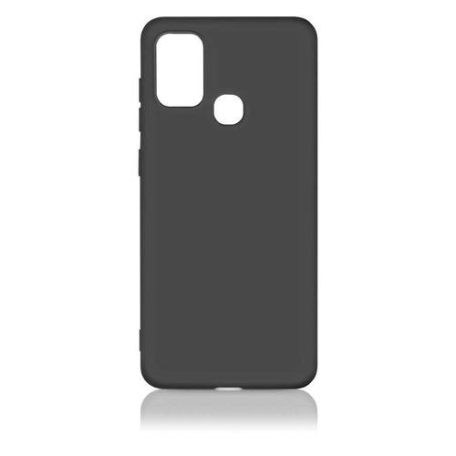 Чехол (клип-кейс) DF sOriginal-16, для Samsung Galaxy M51, черный [df soriginal-16 (black)] чехол клип кейс df soriginal 16 для samsung galaxy m51 черный [df soriginal 16 black ]