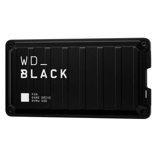 Фото - Внешний диск SSD WD P50 Game Drive WDBA3S0020BBK-WESN, 2ТБ, черный внешний жесткий диск 2 5 3tb wd black p10 game drive for xbox wdba5g0030bbk wesn usb3 0 черный