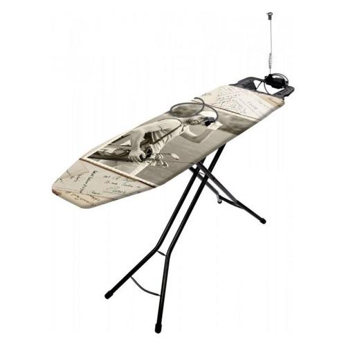 Гладильная доска HAUSHALT Bruna Golf, фотография, 122х34см [hbr] haushalt гладильная доска bruna fashion