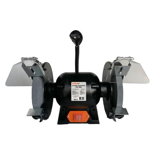 Станок заточной Спец СЗ-500 500W (СПЕЦ-3258)