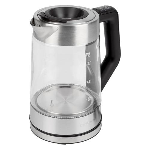 Чайник электрический POLARIS PWK 1710CGLD, 2200Вт, нержавеющая сталь