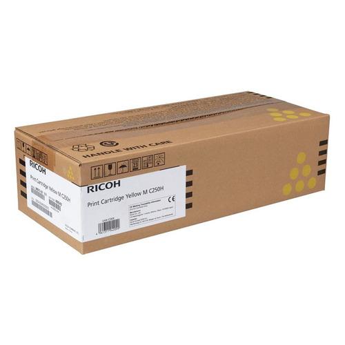 Картридж RICOH M C250, желтый [408355]