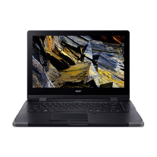 Фото - Ноутбук Acer Enduro N3 EN314-51W-76BE, 14, IPS, Intel Core i7 10510U 1.8ГГц, 16ГБ, 512ГБ SSD, Intel UHD Graphics , Windows 10 Professional, NR.R0PER.004, черный ноутбук lenovo thinkpad e15 intel core i7 10510u 1800mhz 15 6 1920x1080 8gb 512gb ssd intel uhd graphics windows 10 pro 20rd0019rt черный
