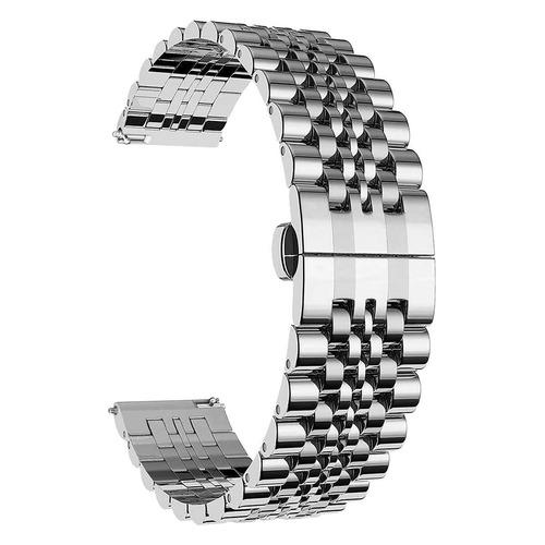 Ремешок Lyambda Castor для универсальный серебристый (DSG-07-01T-22-BK)
