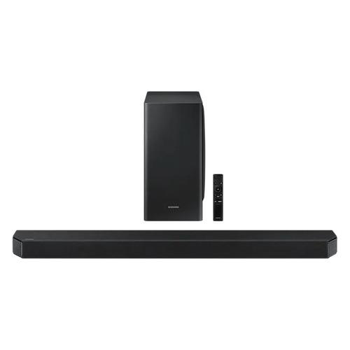 Саундбар Samsung HW-Q900T/RU 7.1.2 406Вт+160Вт черный