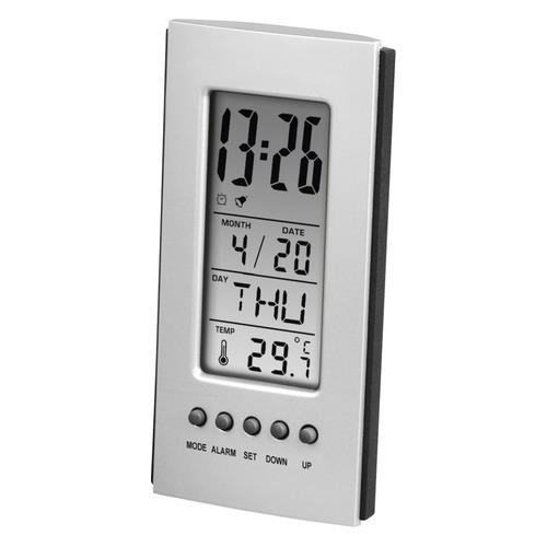 Термометр HAMA H-186357, серебристый [00186357]