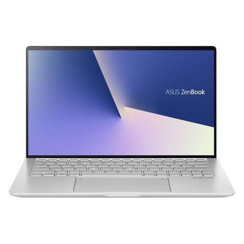Ноутбук ASUS Zenbook UX333FLC-A3251T, 13.3, Intel Core i7 10510U 1.8ГГц, 16ГБ, 512ГБ SSD, NVIDIA GeForce MX250 - 2048 Мб, Windows 10, 90NB0MW6-M06560, серебристый ноутбук asus zenbook ux392fn ab006r 13 9 ips intel core i7 8565u 1 8ггц 16гб 512гб ssd nvidia geforce mx150 2048 мб windows 10 professional 90nb0kz1 m01290 голубой