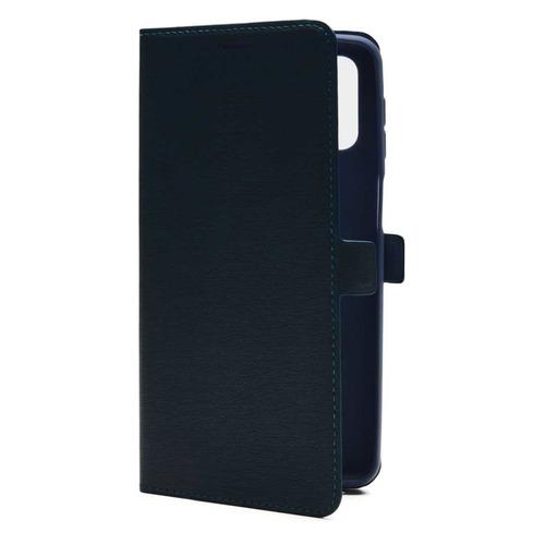 Фото - Чехол (флип-кейс) BORASCO Book case, для Samsung Galaxy M31s, синий [39287] чехол флип кейс borasco shell case для samsung galaxy m21 зеленый [39139]