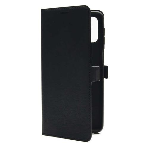 Фото - Чехол (флип-кейс) BORASCO Book case, для Samsung Galaxy M31s, черный [39288] чехол флип кейс borasco shell case для samsung galaxy m21 зеленый [39139]