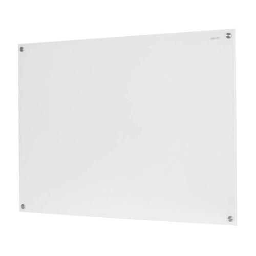 Фото - Доска стеклянная Deli 8741 стеклянная белый 100x200см стекло магнитный 4 магнита/2 маркера/стиратель доска стеклянная cactus cs gbd 90x120 wt стеклянная белый 90x120см стекло