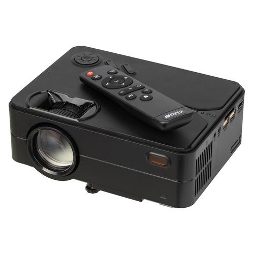 Фото - Проектор HIPER Cinema A5, черный [cinema a5 black] саундбар jbl cinema sb160 2 1 104вт 116вт черный