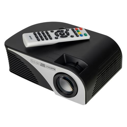 Фото - Проектор HIPER Cinema A3, черный [cinema a3 black] саундбар jbl cinema sb160 2 1 104вт 116вт черный