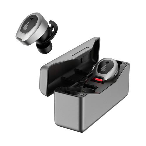 Гарнитура EDIFIER TWSNB, Bluetooth, вкладыши, серый/черный