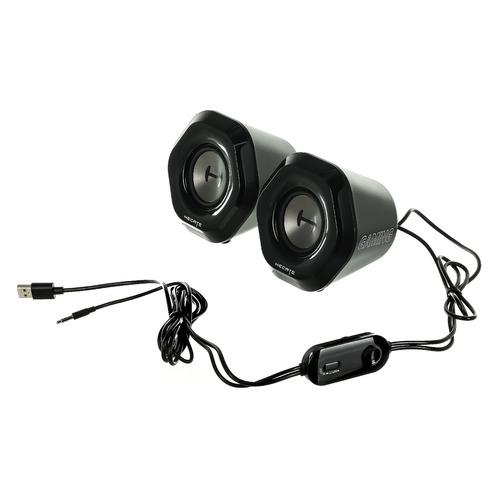 Колонки Bluetooth EDIFIER G1000, 2.0, черный