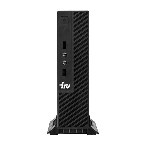 Компьютер IRU Office 313, Intel Core i3 8100, DDR4 8ГБ, 240ГБ(SSD), Intel UHD Graphics 630, Windows 10 Professional, черный [1415400] компьютер