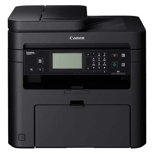 Фото - МФУ лазерный CANON i-Sensys MF237W, A4, лазерный, черный [1418c169] кабель hama microusb usb type c черный 0 75м 00135713